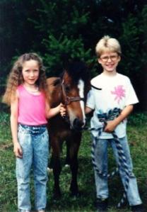 1991 08 00 Jared, Shilo & Sonny Boy