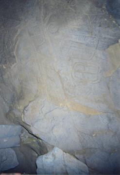 1995 07 04 Parowan Gap 210 Cave