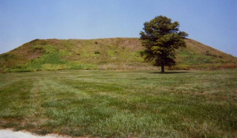 2003 08 17 Cahokia Mounds 570