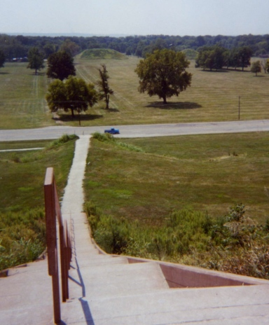 2003 08 17 Cahokia Mounds 573