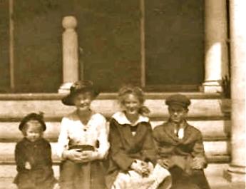 Crane, Betty, Gladys, Dorothy, & Bud