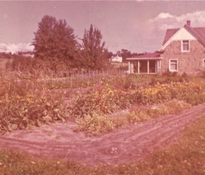 G Price house and garden1957