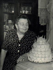 Howse, Grandma Sarah's 60 th B'day