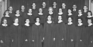 1953 Choir