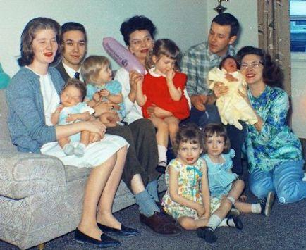 1965 04 11 Grandma Howse's Easter