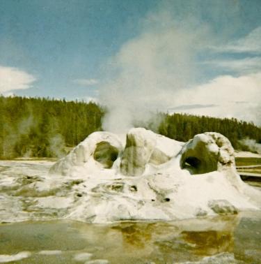1965 Yellowstone 1 Paintpots