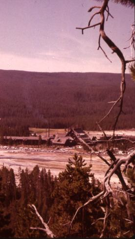 1965 Yellowstone 5 Lodge