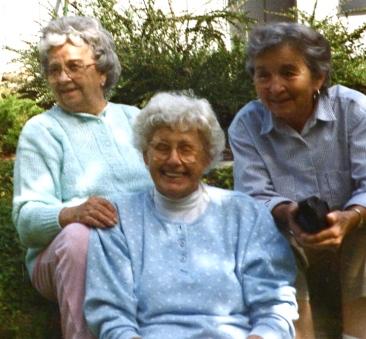 1994, 09, 1, Howse, Gertrude, Adeline Stoltz, Carol Taylor