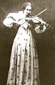 Andrus, Helen Josephine violin