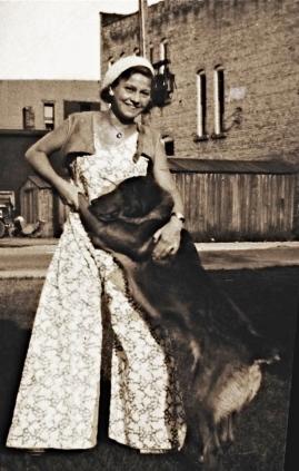 C Dog Gertrude