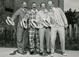 Don Price Barbershop 1952