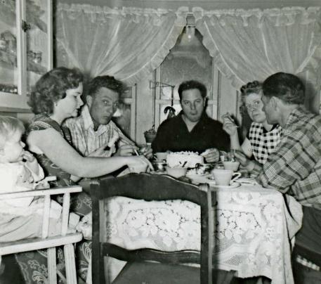 Donna, Les, Lloyd,Ann & Lyle Heinz