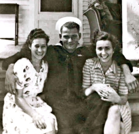 Heinz, Inez, Lyle, and Carol '40's