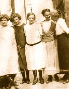 Higgins Girls-Bertha,May,DollieSusie,Lyde