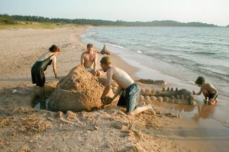 2002 sand castle